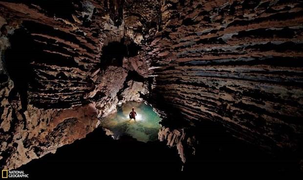 山洞窟——世界上最大的洞穴 hinh anh 8