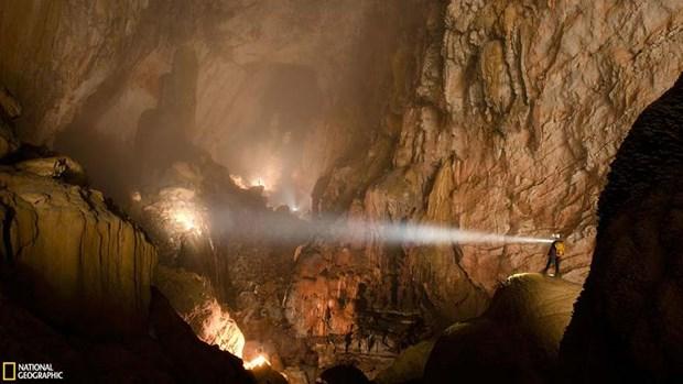 山洞窟——世界上最大的洞穴 hinh anh 10