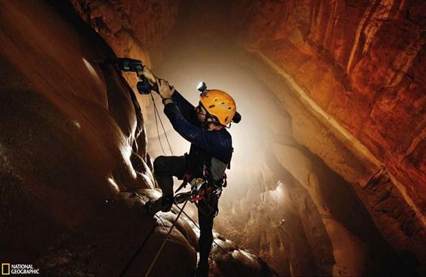 山洞窟——世界上最大的洞穴 hinh anh 11
