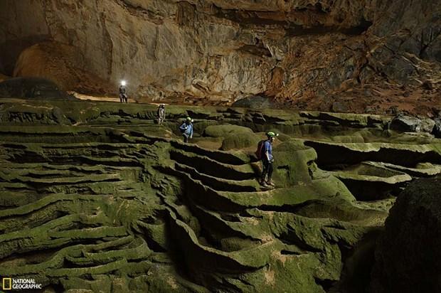 山洞窟——世界上最大的洞穴 hinh anh 12