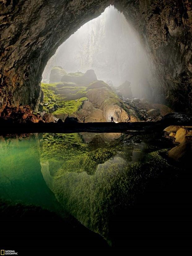 山洞窟——世界上最大的洞穴 hinh anh 13