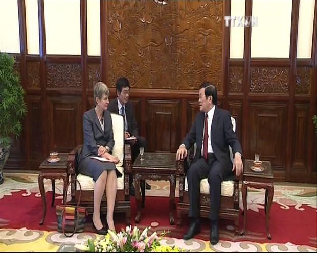 越通社新闻节目2015年7月20日 hinh anh 1