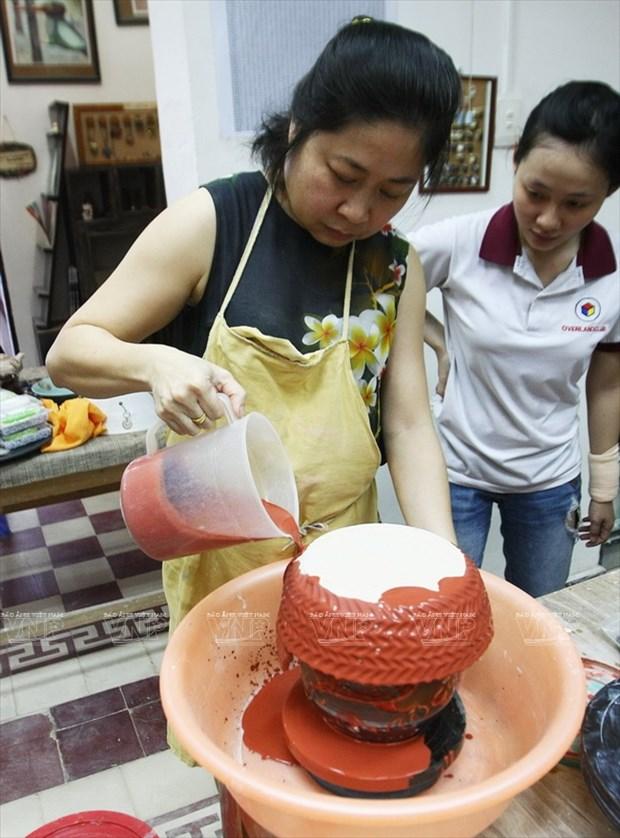Tomizawa Mamoru情系越南陶瓷 hinh anh 4