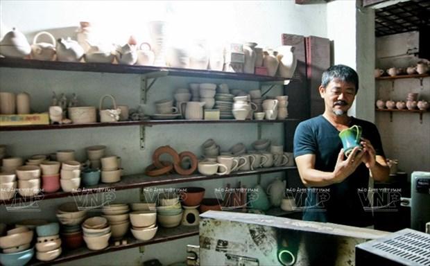 Tomizawa Mamoru情系越南陶瓷 hinh anh 5