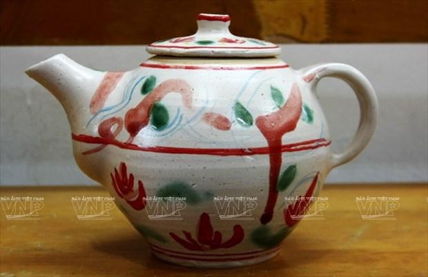 Tomizawa Mamoru情系越南陶瓷 hinh anh 8