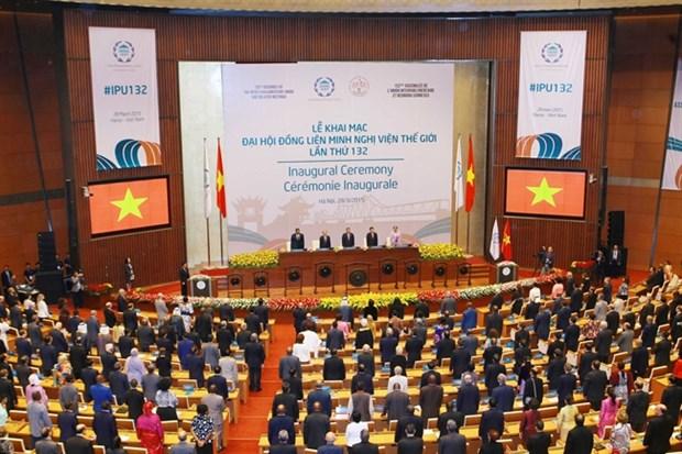 对外工作助力提高越南在国际舞台上的地位 hinh anh 11