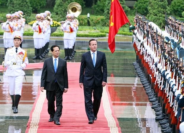 对外工作助力提高越南在国际舞台上的地位 hinh anh 4