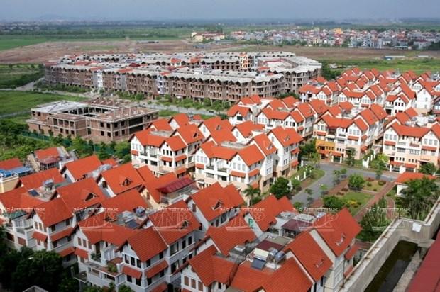 新政策为房地产市场打造推力 hinh anh 1