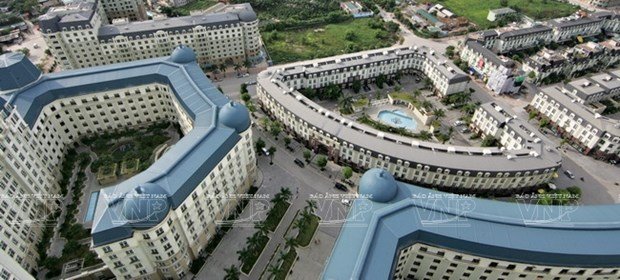 新政策为房地产市场打造推力 hinh anh 2