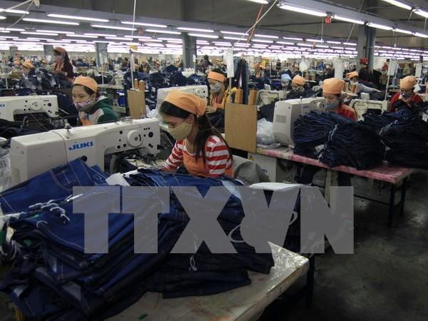 EIU:越南欧盟自贸协定推动越南经济取得新突破 hinh anh 1