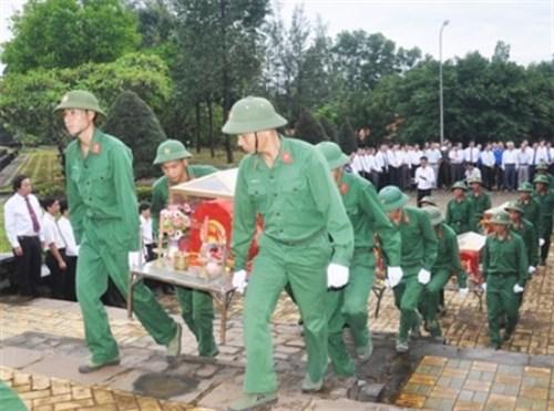 在柬埔寨牺牲的越南志愿军烈士遗骨寻找归宿工作:主动收集信息、尽快开展搜寻 hinh anh 1