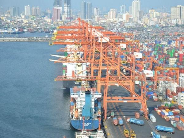 8月份菲律宾的商品出口额连续第5个月下滑 hinh anh 1