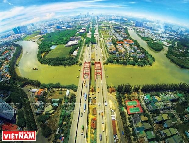 世界对越南革新时期的经济成就印象深刻 hinh anh 1