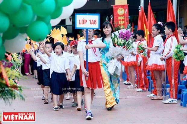 世界对越南革新时期的经济成就印象深刻 hinh anh 5