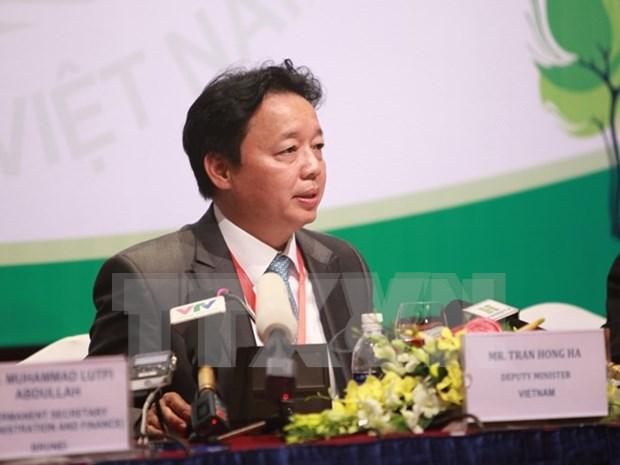 东盟环境部长高度评价越南对东盟环境可持续性所提出的倡议 hinh anh 1