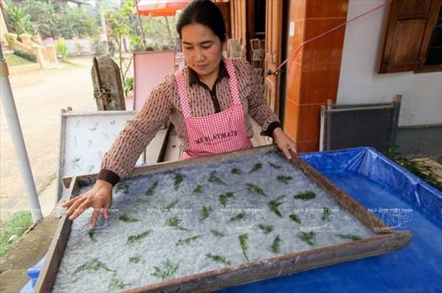 老挝琅勃拉邦的纱纸 hinh anh 12