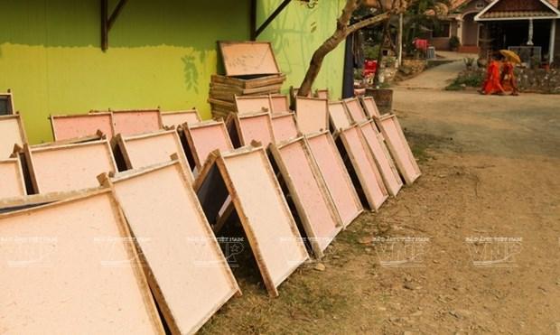 老挝琅勃拉邦的纱纸 hinh anh 14