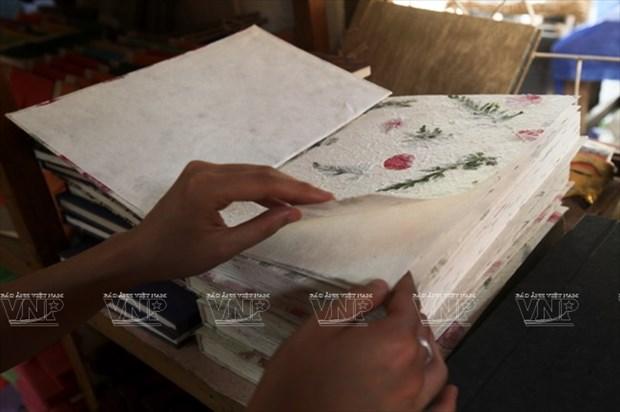 老挝琅勃拉邦的纱纸 hinh anh 5