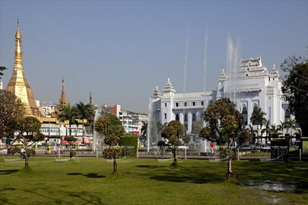 金塔之乡——缅甸 hinh anh 1