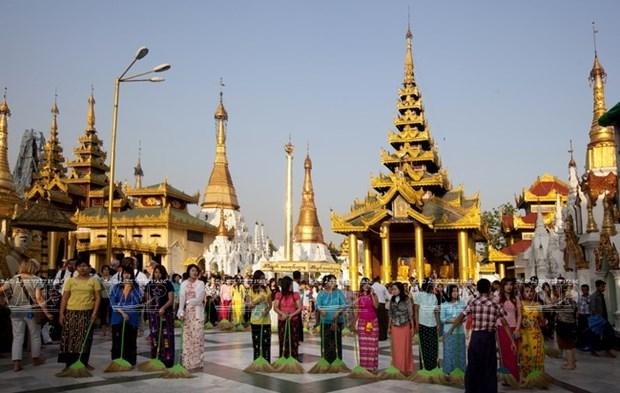 金塔之乡——缅甸 hinh anh 11