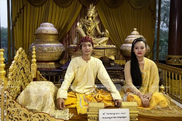 金塔之乡——缅甸 hinh anh 12