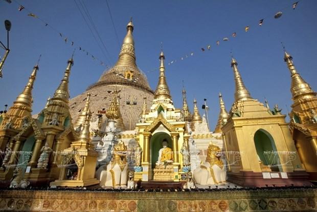 金塔之乡——缅甸 hinh anh 2
