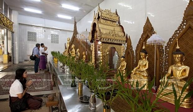 金塔之乡——缅甸 hinh anh 6