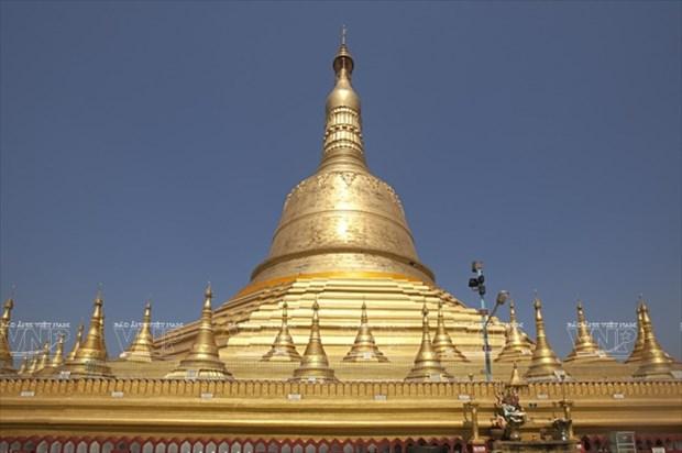 金塔之乡——缅甸 hinh anh 8