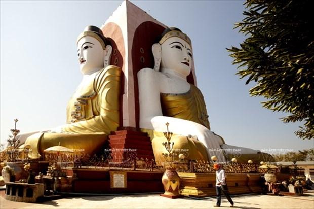 金塔之乡——缅甸 hinh anh 9