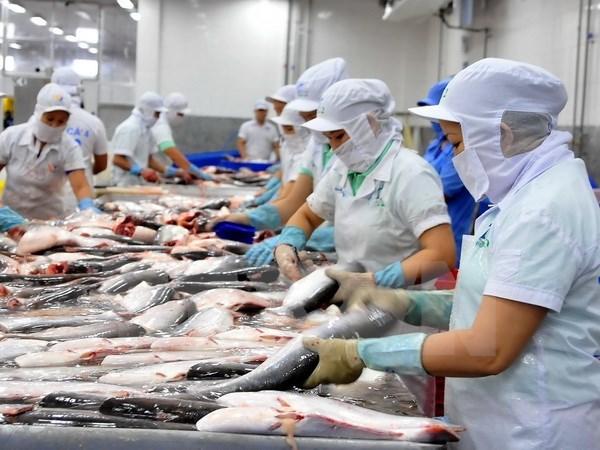 2015年前11个月越南农林水产品出口额达274.1亿美元 hinh anh 1