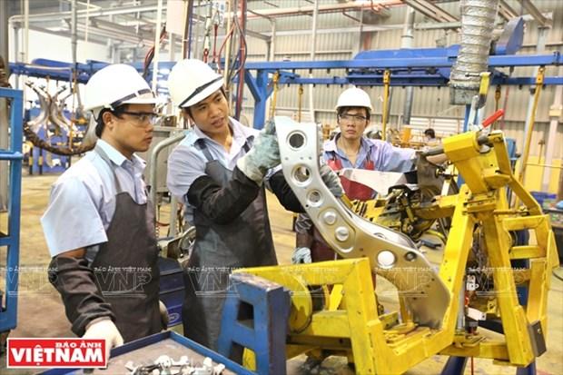 东盟共同体与越南劳动者的机遇 hinh anh 4