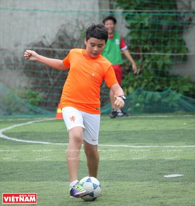 情系越南足球的日本教练 hinh anh 10