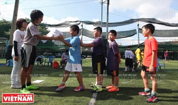 情系越南足球的日本教练 hinh anh 12