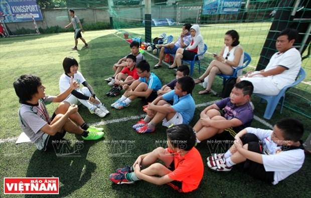 情系越南足球的日本教练 hinh anh 2