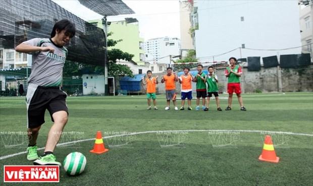 情系越南足球的日本教练 hinh anh 3