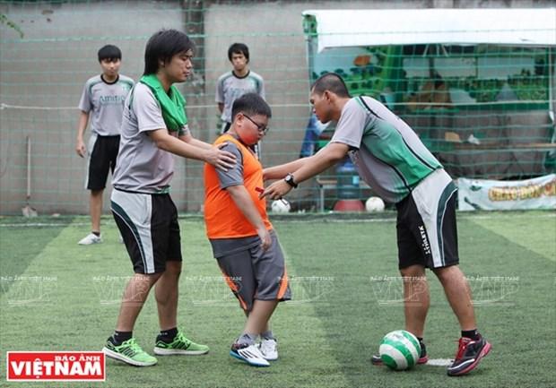 情系越南足球的日本教练 hinh anh 5