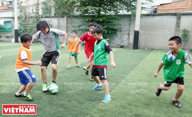 情系越南足球的日本教练 hinh anh 6