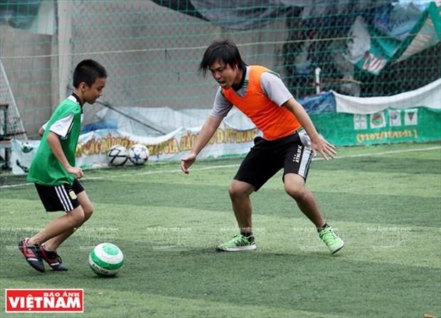 情系越南足球的日本教练 hinh anh 7