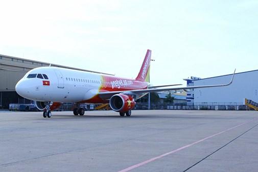 越捷航空公司推出庆祝圣诞节和新年活动 hinh anh 2