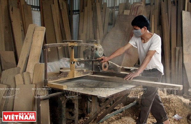 安楚—河内新农村建设的亮点 hinh anh 6