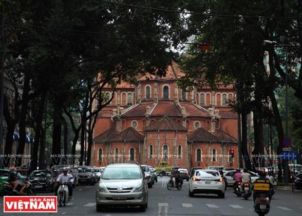 西贡圣母大教堂 hinh anh 1