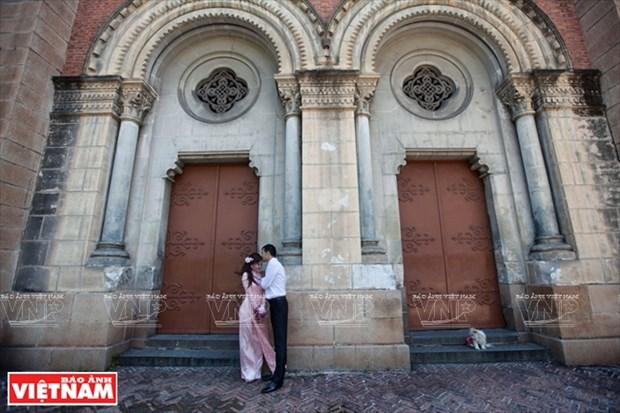 西贡圣母大教堂 hinh anh 12