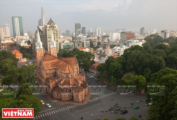 西贡圣母大教堂 hinh anh 16