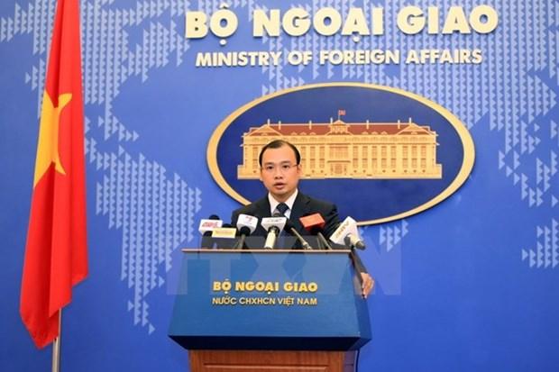 越南要求中国立即停止侵犯越南长沙群岛主权的行为 hinh anh 1