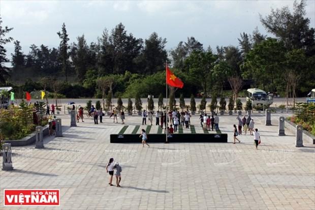 越南祖国最北的海滩——茶古海滩 hinh anh 3