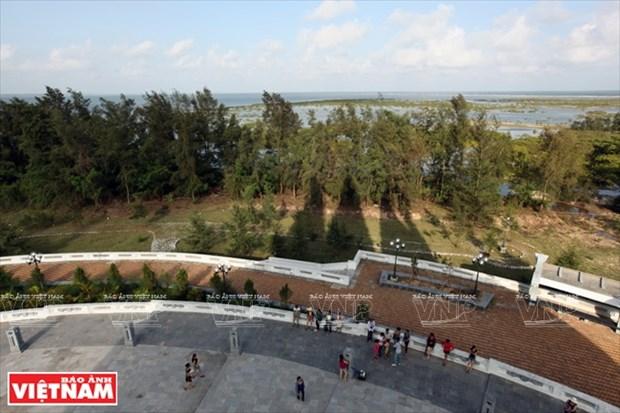 越南祖国最北的海滩——茶古海滩 hinh anh 4