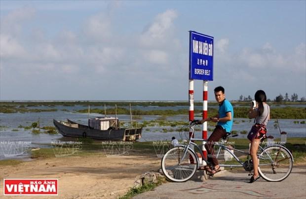 越南祖国最北的海滩——茶古海滩 hinh anh 5