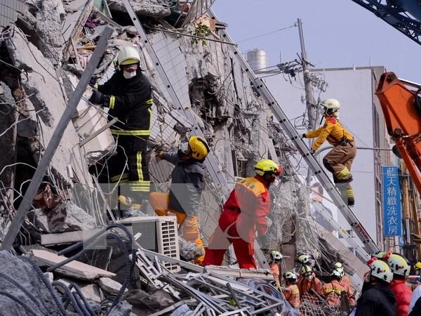 越南驻中国台湾经济文化办事处正在开展积极保护措施 确保越南公民的生命安全 hinh anh 1
