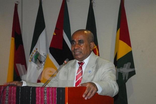葡萄牙语国家共同体第二届贸易部长会议在东帝汶举行 hinh anh 1