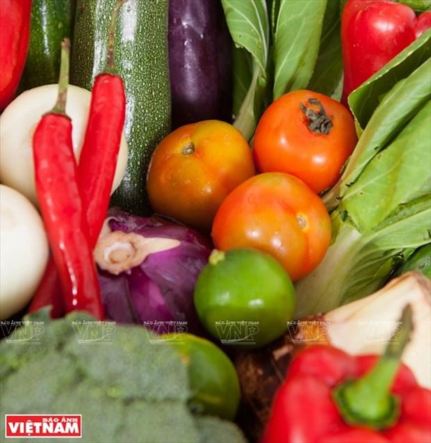 大叻蔬菜与花卉王国 hinh anh 18